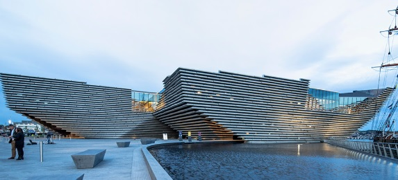 Kengo Kuma firma il nuovo V&A Museum