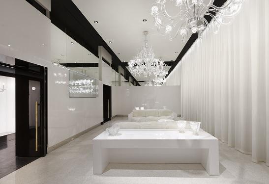 Barovier&Toso, un palazzo per l'arte del vetro