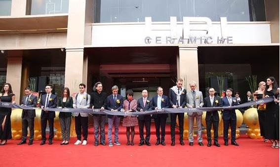 Lea Ceramiche e Hbi partner in Cina