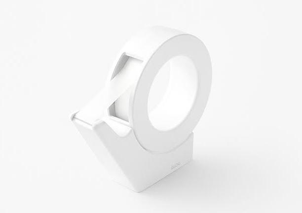 Nendo reinventa il 'tape dispenser'