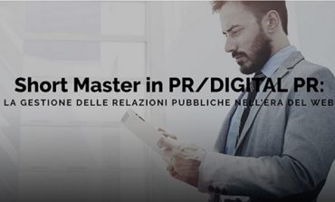 Al via lo short master in PR e Digital PR