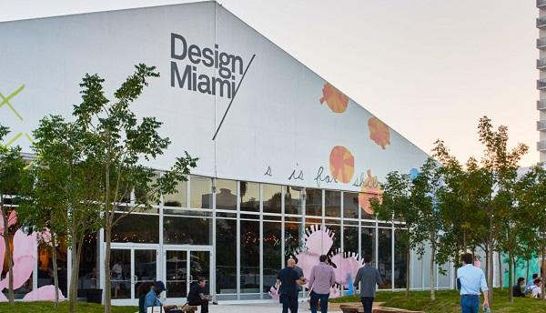 Design Miami sperimenta con i materiali industriali