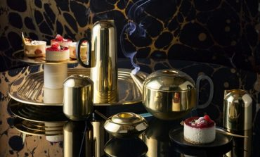 Tom Dixon servizio da tè art déco