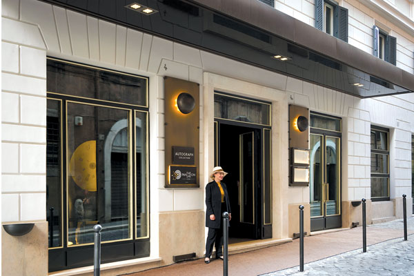 Rinasce The Pantheon Iconic Rome Hotel