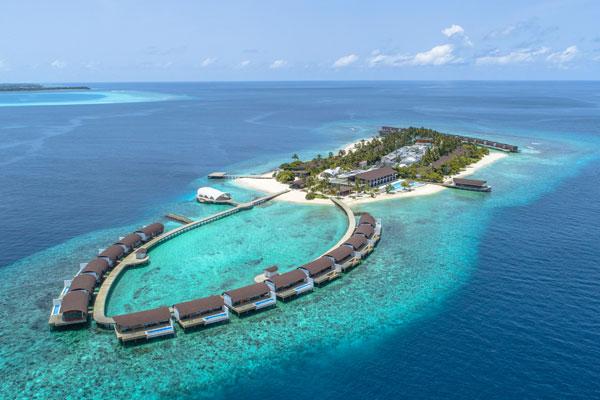Peia firma un progetto alle Maldive