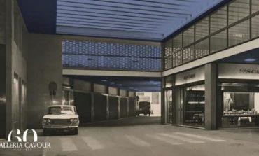 Galleria Cavour festeggia i 60 anni
