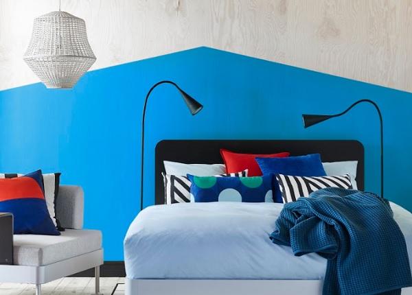 Ikea con Tom Dixon per il letto trasformabile