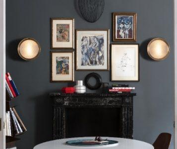 Oluce, con la lampada  Berlin celebra i 100 anni del Bauhaus