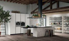Stosa Cucine lancia Frame, la cucina con anta laccata