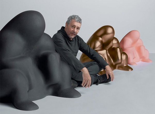 Philippe Starck reinterpreta il fermaporte Dédé di Alessi