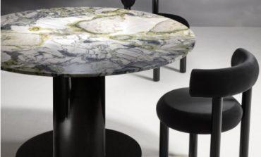Top in marmo per Primavera di Tom Dixon