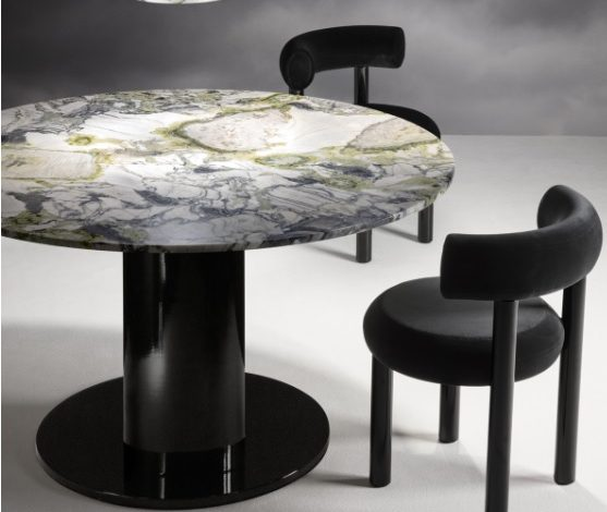 Top in marmo per Primavera di Tom Dixon