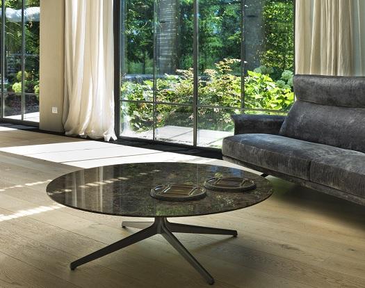 Antero, tavolo in marmo by Verzelloni