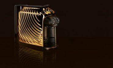 Lavazza con Gufram per Deséa Golden Touch