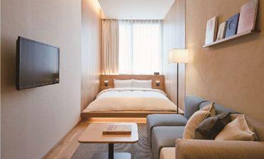 Muji a Tokio con l'hotel Ginza, nuovo concept per l'ospitalità
