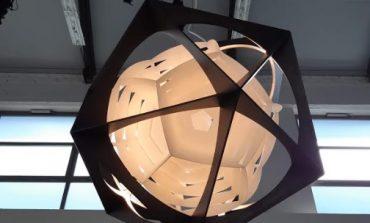 Eliasson per l'illuminotecnica di Louis Poulsen