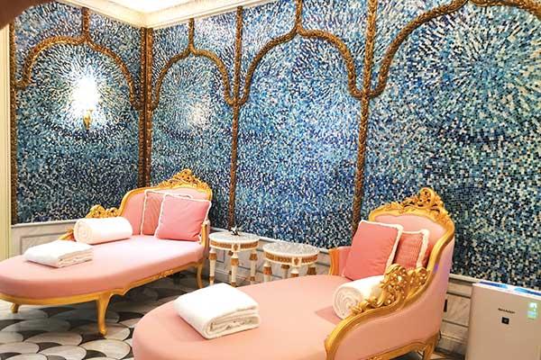 L'arte di Sicis nel resort più lussuoso di sempre, a Macao