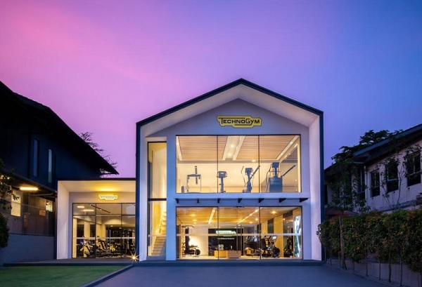 Technogym  in Malesia con showroom e uffici