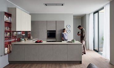 Group Time Cucine Componibili.Veneta Cucine Pambianco Design