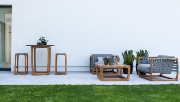 Riva 1920 outdoor con Bungalow by Jamie Durie