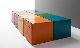 Dieffebi, l'ufficio a colori con Mia Ped