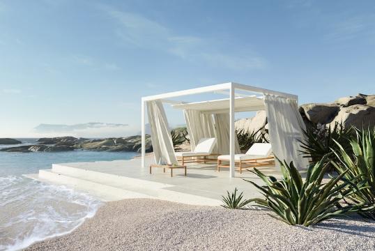 Ethimo outdoor con Eivissa