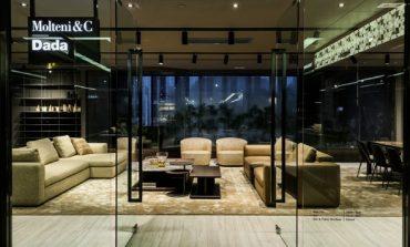 Molteni apre un nuovo showroom a Hong Kong