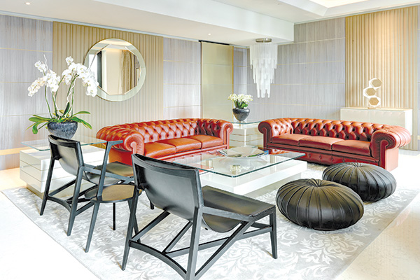 Hotellerie una vetrina per le aziende pambianco design for Aziende di design
