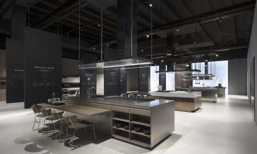 Arclinea, nuovo showroom e training center in sede