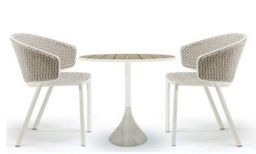 EthimoeNichetto reinterpretano i tavoli da bistrot