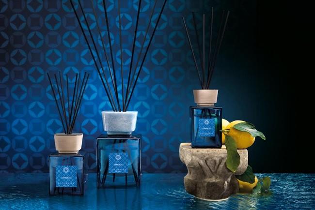 Locherber Milano presenta Capri Blue