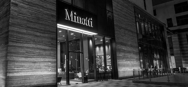 Minotti 1° tra le quotabili Design/Casa