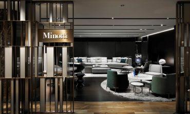 Minotti apre una 'boutique' a Tokyo