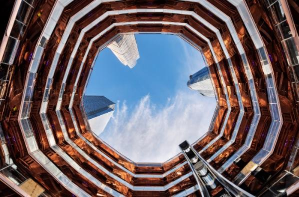 Penta Architectural illumina il Vessel di NY