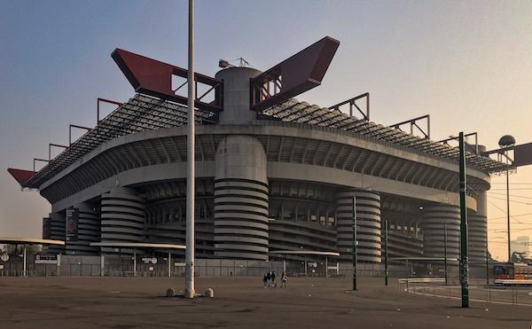 San Siro, in gara 4 studi per il nuovo stadio