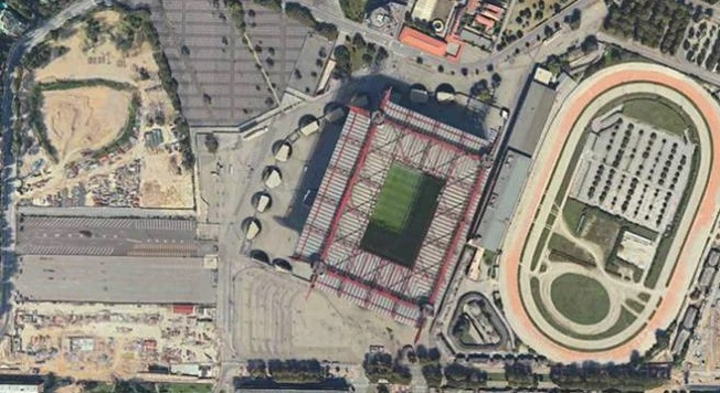 San Siro, presentato progetto da 1,2 miliardi