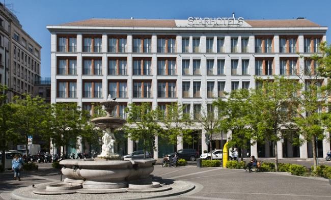 Starhotels non teme i gruppi internazionali ed entra nel lusso