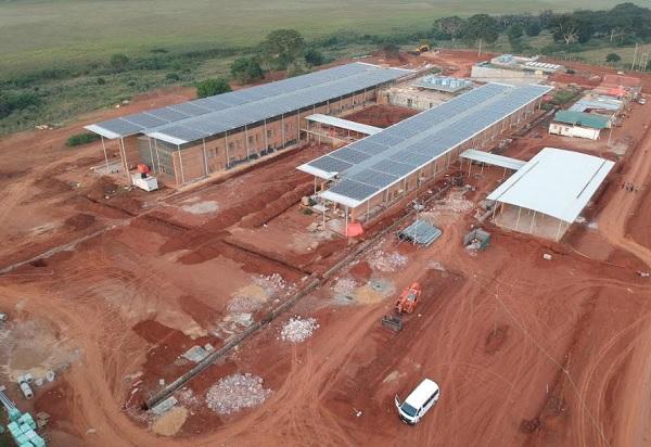 Renzo Piano e Theatro, un ospedale per Emergency