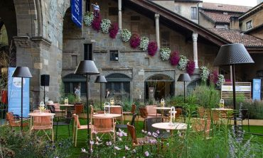 Brand outdoor a Bergamo per 'Landscape Festival'