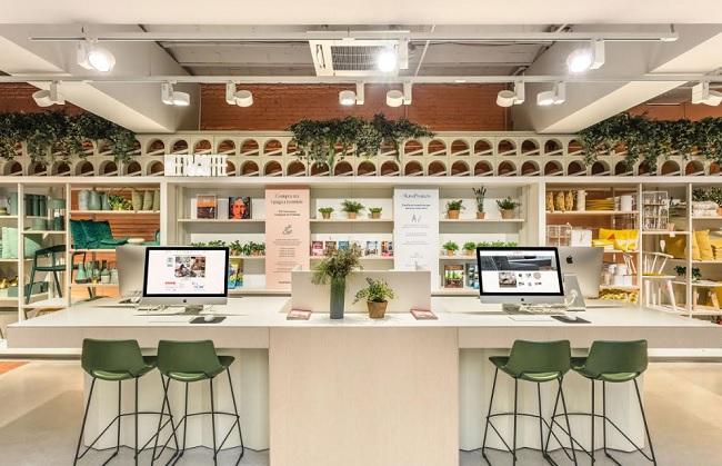 Kave Home sbarca in Italia con 5 shop in shop