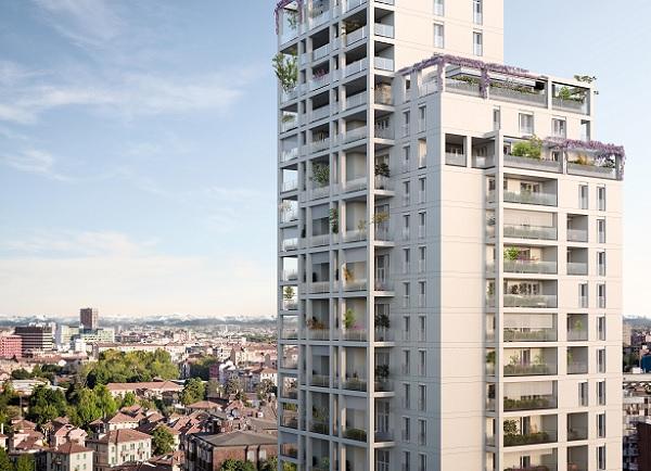 Progetto da 45 mln per Torre Milano