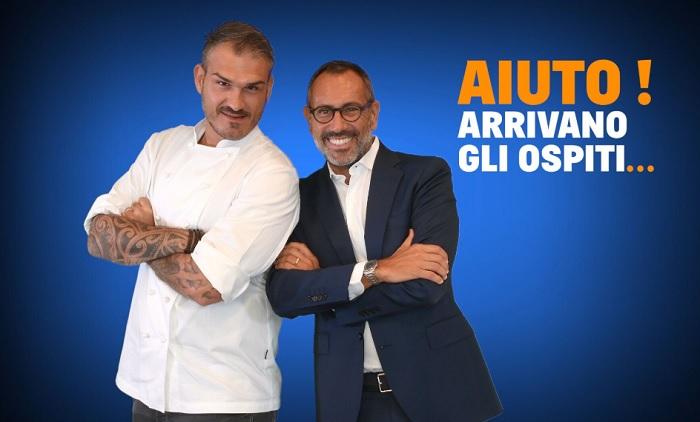 Castrignano on air con lo chef Di Pinto