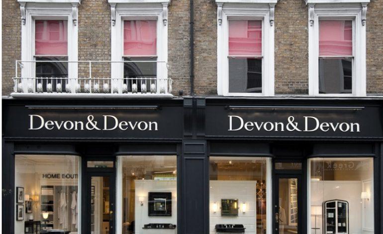 Devon&Devon acquisisce lo showroom di Londra