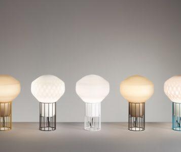 Fabbian, in limited edition la lampada Aérostat di Delvigne