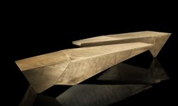 Monolith di Henge, coffee table prezioso