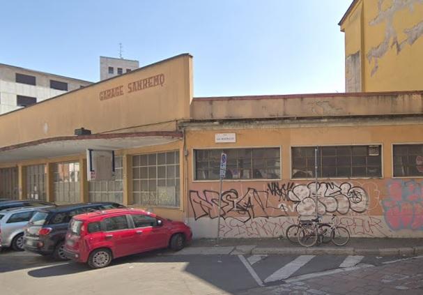 Al via la riqualificazione dell'ex Garage Sanremo