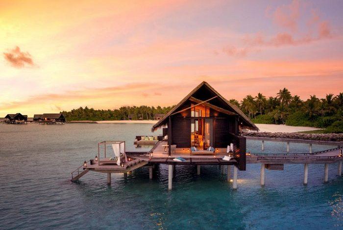 Duravit alle Maldive nel resort 'One & Only'