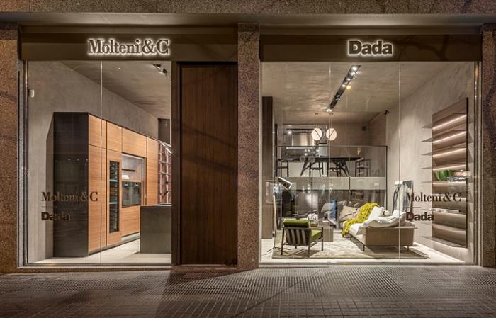 Molteni&C|Dada si fa spazio a Barcellona