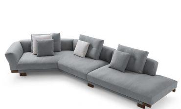 Sengu Sofa, il divano secondo Cassina