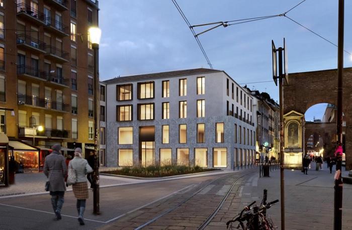Concrete Investing, 2,5 mln per Colonne San Lorenzo